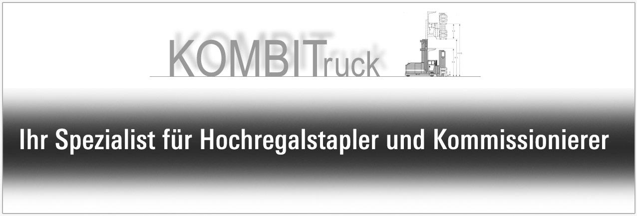 Kombitruck - Ihr Spezialist für Hochregalstapler und Kommissionierer